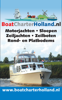 boat charter holland